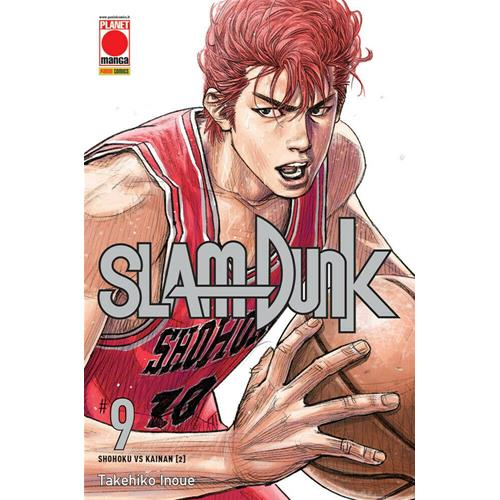 SLAM DUNK 09 DI 20 PLANET MANGA
